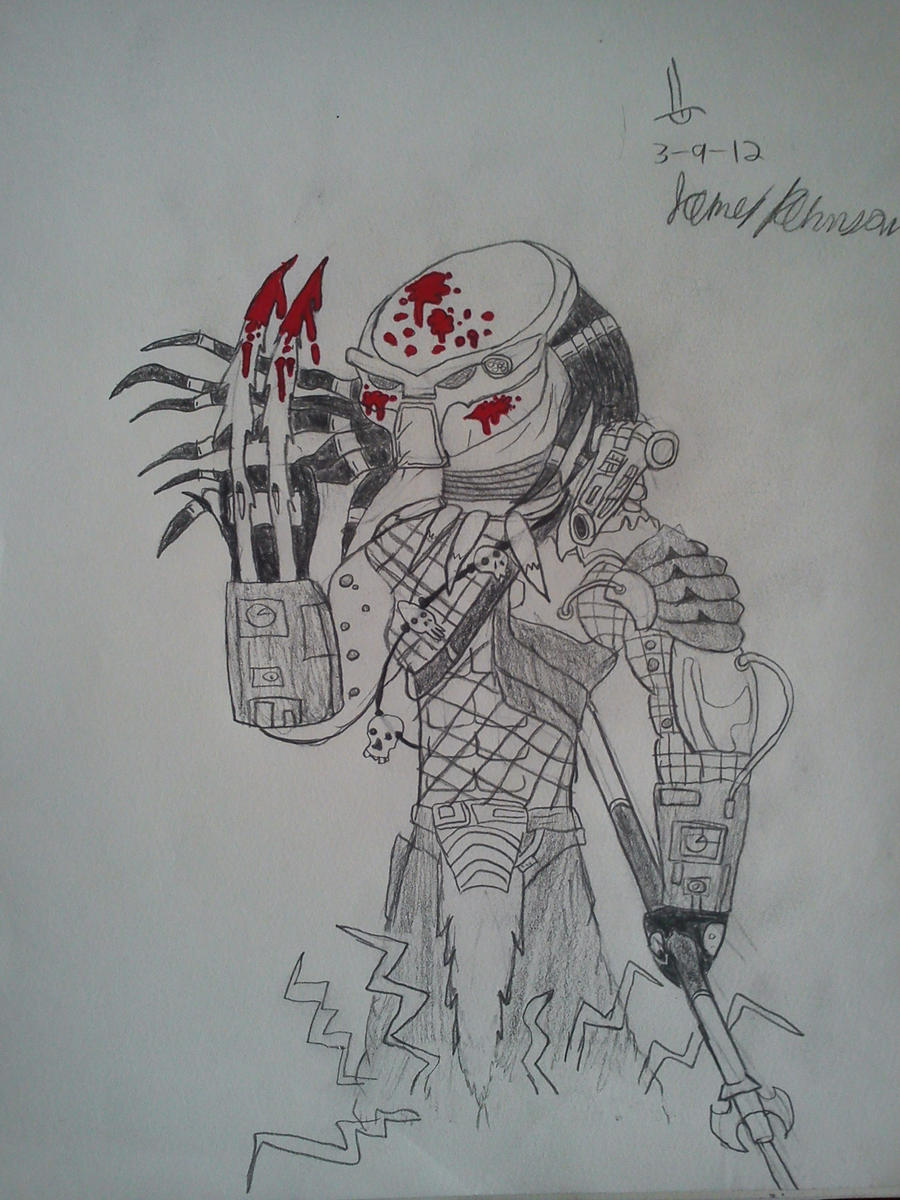 Apax Predator by DinomanInc