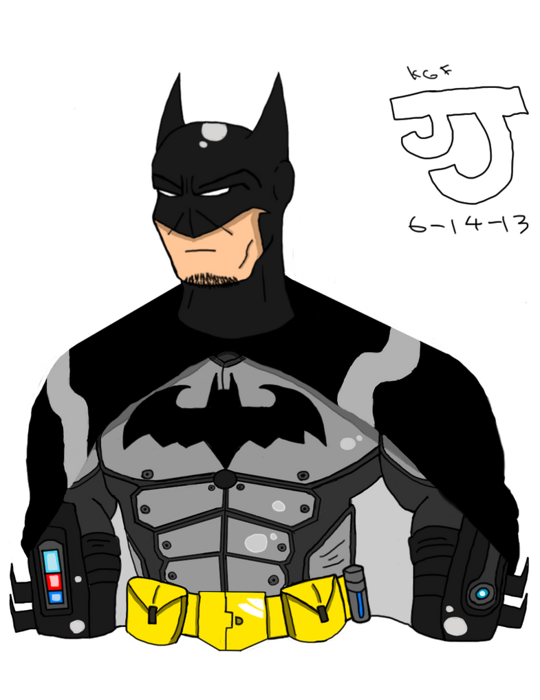 Dark Knight by DinomanInc
