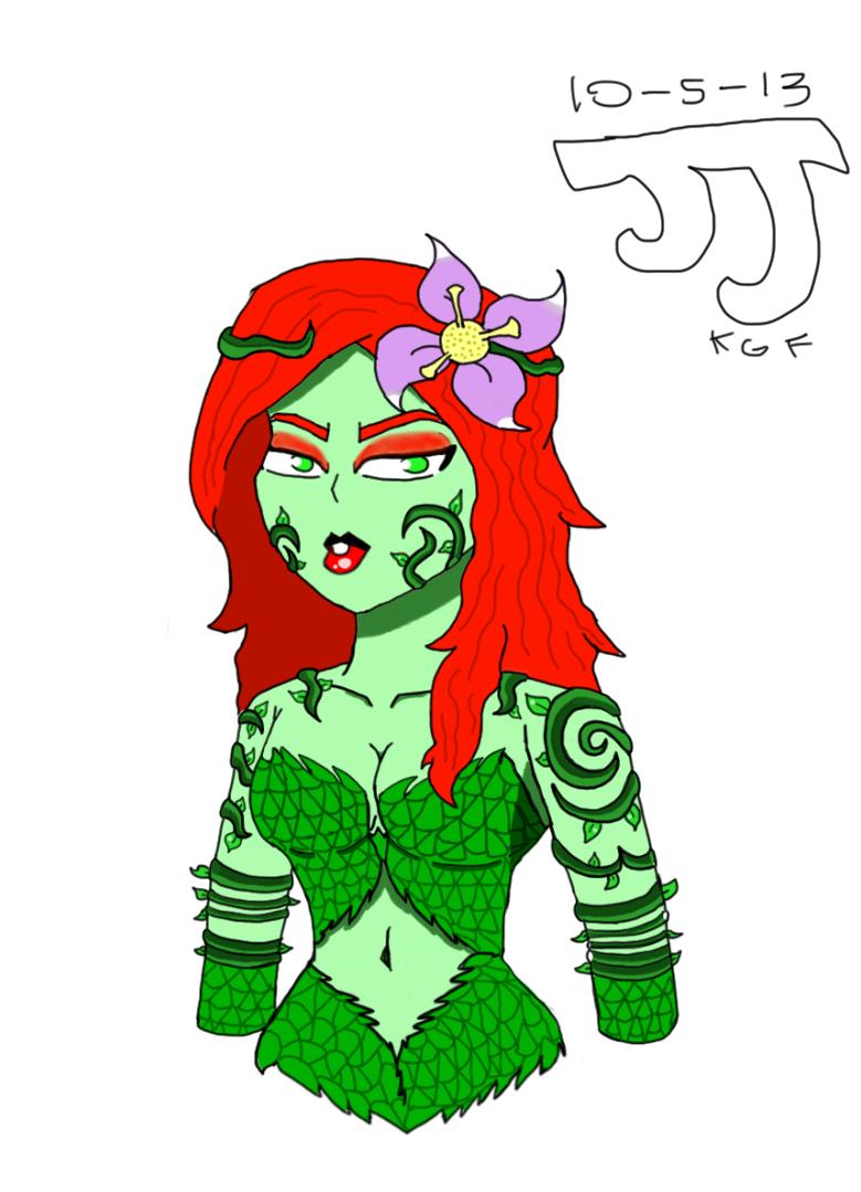 Ivy by DinomanInc