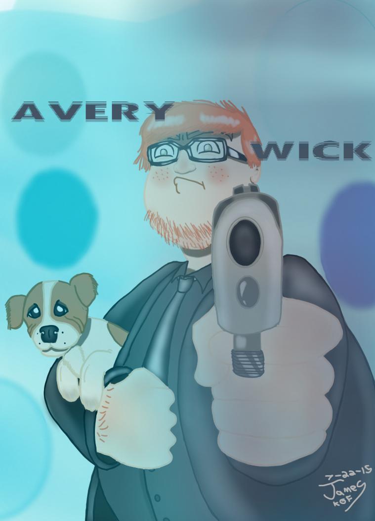 Avery Wick by DinomanInc