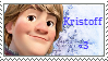 I Love Kristoff Stamp by NomNomUrSoul2DEATH