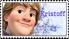 I Love Kristoff Stamp by NomNomUrSoul2DEATH
