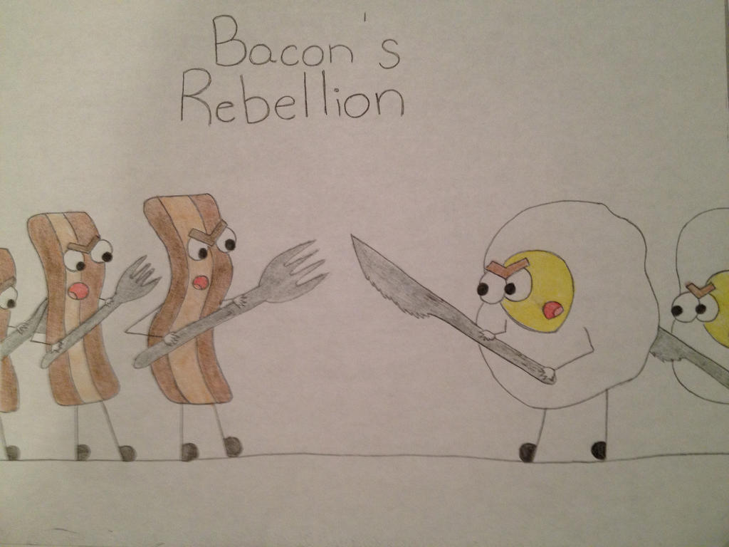 the bacons rebellion Bacon's rebellion was an armed rebellion in 1676 by virginia settlers led by nathaniel bacon against the rule of governor william berkeley the colony's dismissive.