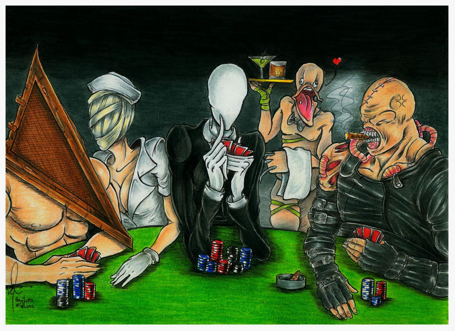 Poker Face by AmyJusta