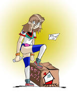 Toshokan Anime Club: AniBushidoCon Year One by jmbond01