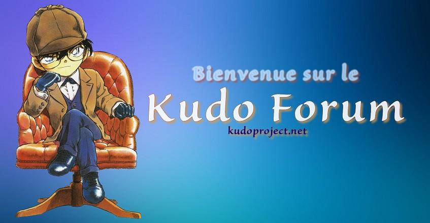 Banniere du Kudo Forum by YamiCecile
