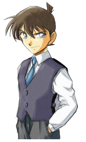 Shinichi Kudo Render by YamiCecile