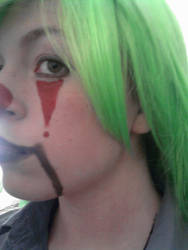 Golem Clown Profile 1 by Valentine-13