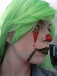 Golem Clown Profile 2 by Valentine-13