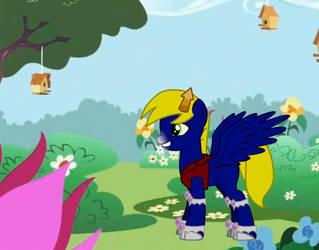 If I Was a Pony by Valentine-13