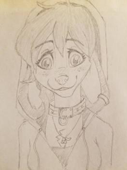 danika! by wolfroxy!