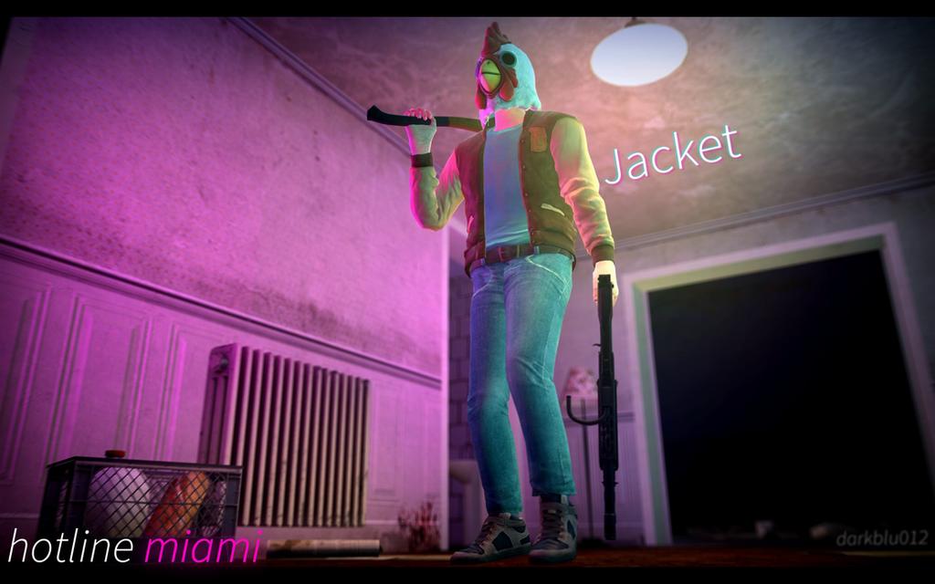 Hotline miami jacket buy