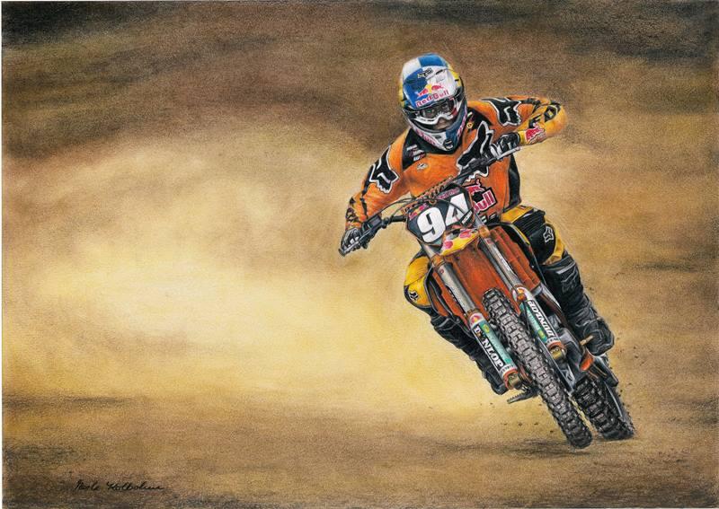 Ken Roczen #94 '13 by ArticMonday on DeviantArt