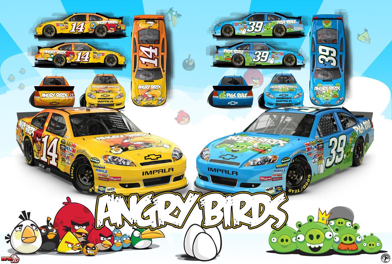 race and birdie