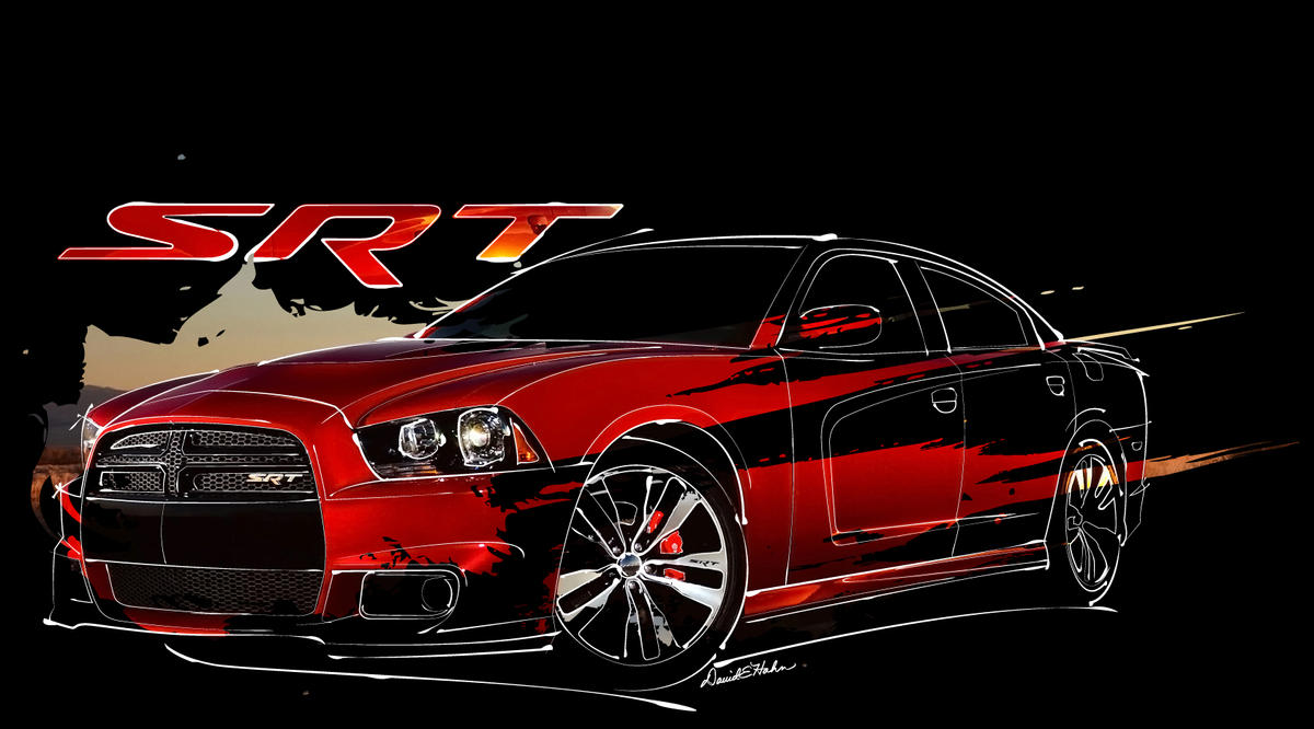2012 Dodge Charger SRT project by graphicwolf on DeviantArt