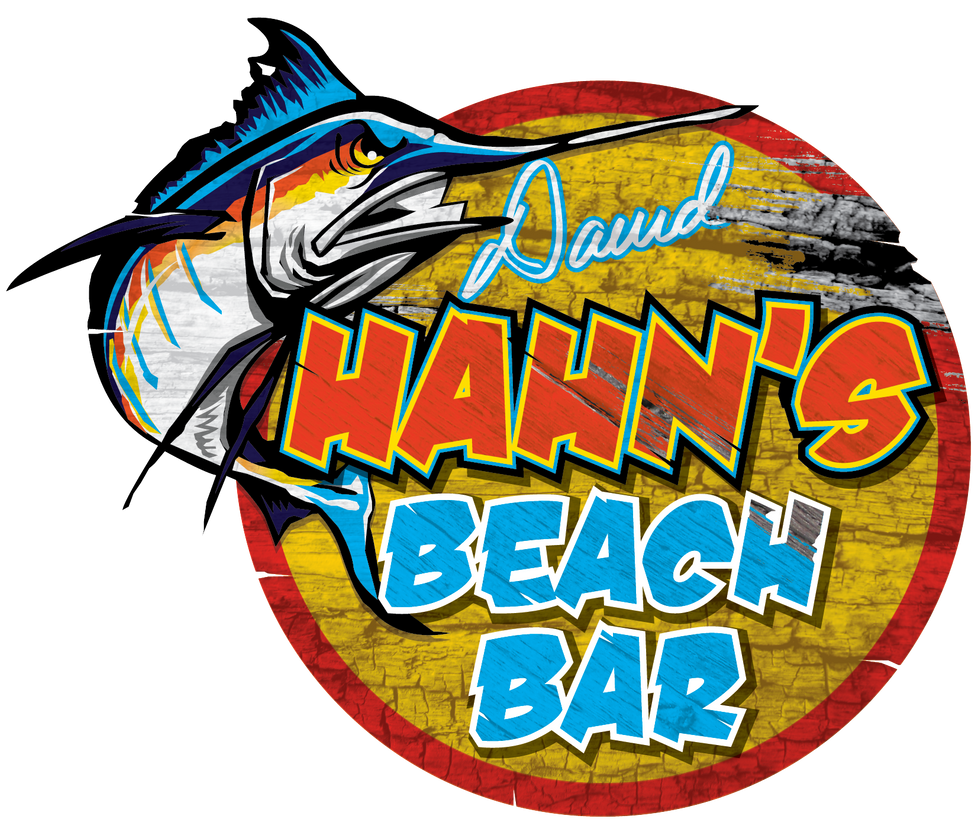 Hahn's Beach Bar by graphicwolf