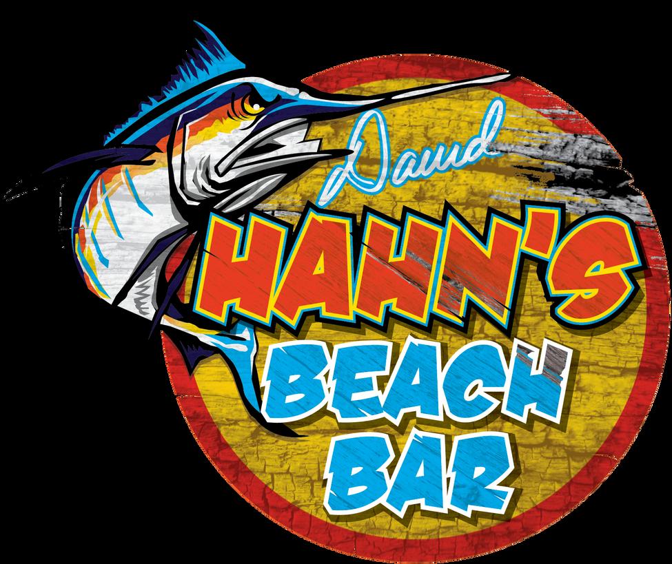Hahn's Beach Bar by graphicwolf