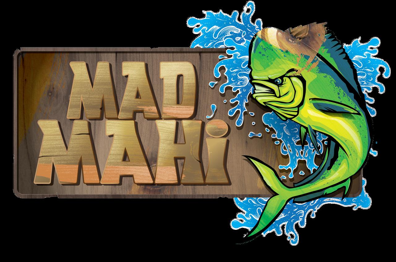 Mad Mahi logo