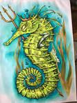 Poseidon the Sea Horse