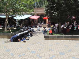 Kashgar Mosque by MacroRufus