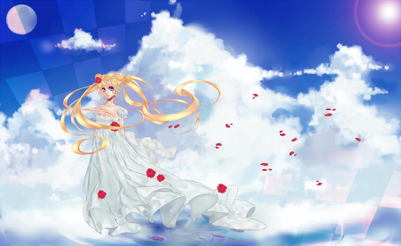 Serenity-Hime by Fuwafuwa-Kuma