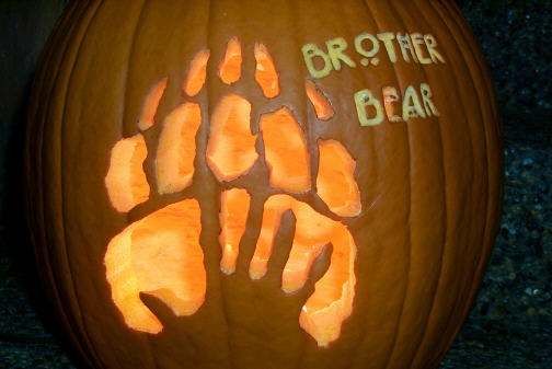 Brother Bear Logo By Kara Kulak On Deviantart