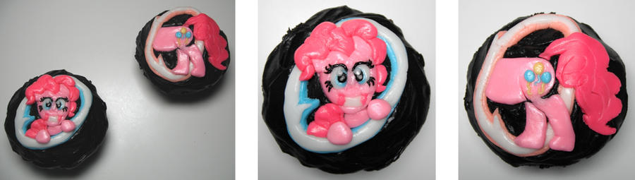Pinkie Portal Cuppycakes by Kara-Kulak