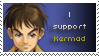 I support Kermad by lauritah