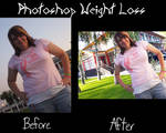 Another Photoshop Weight Loss
