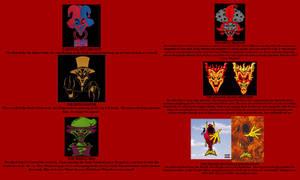 The 6 Joker's Cards