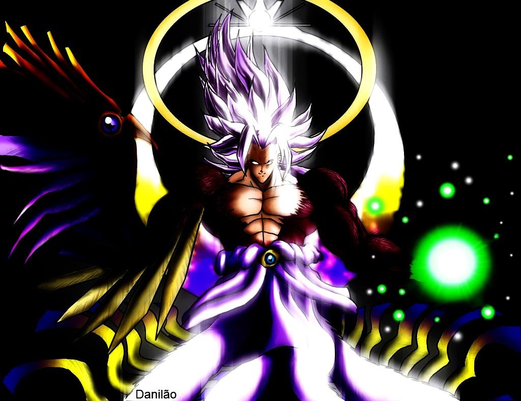 Goku Fase 10000 Vs Vegeta Fase 10000: Broly SUPER SAIYAN SUPREME By Protonico21 On DeviantArt