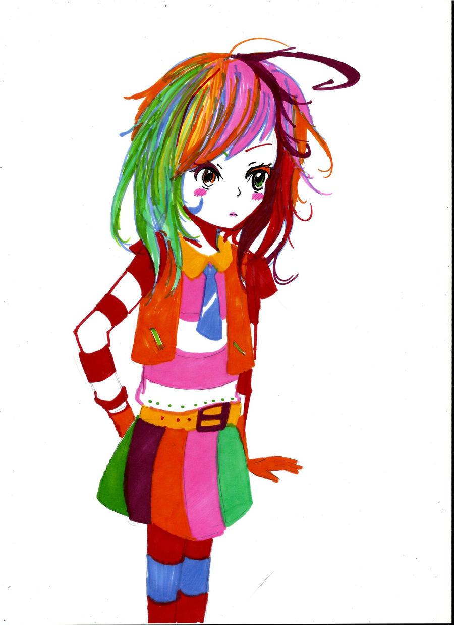 Colour Fun by OishiiAishii