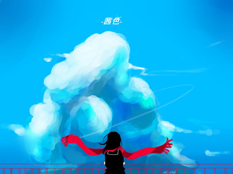 The Red hero by OishiiAishii