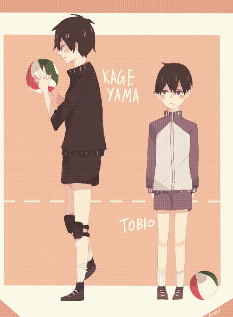 Tobio chan by OishiiAishii