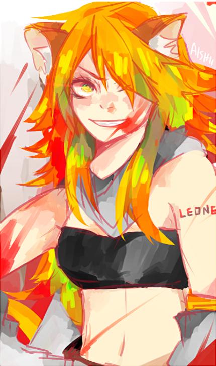Leone by OishiiAishii