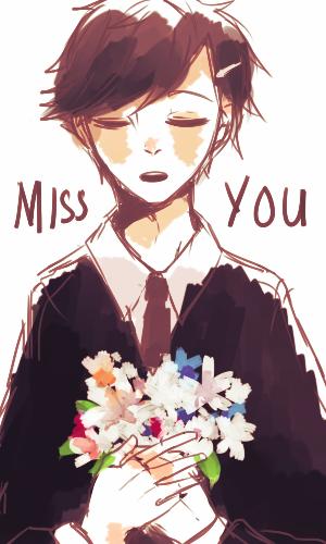 Miss You by OishiiAishii