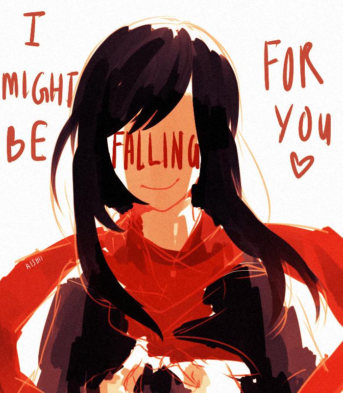 I might be falling for you by OishiiAishii