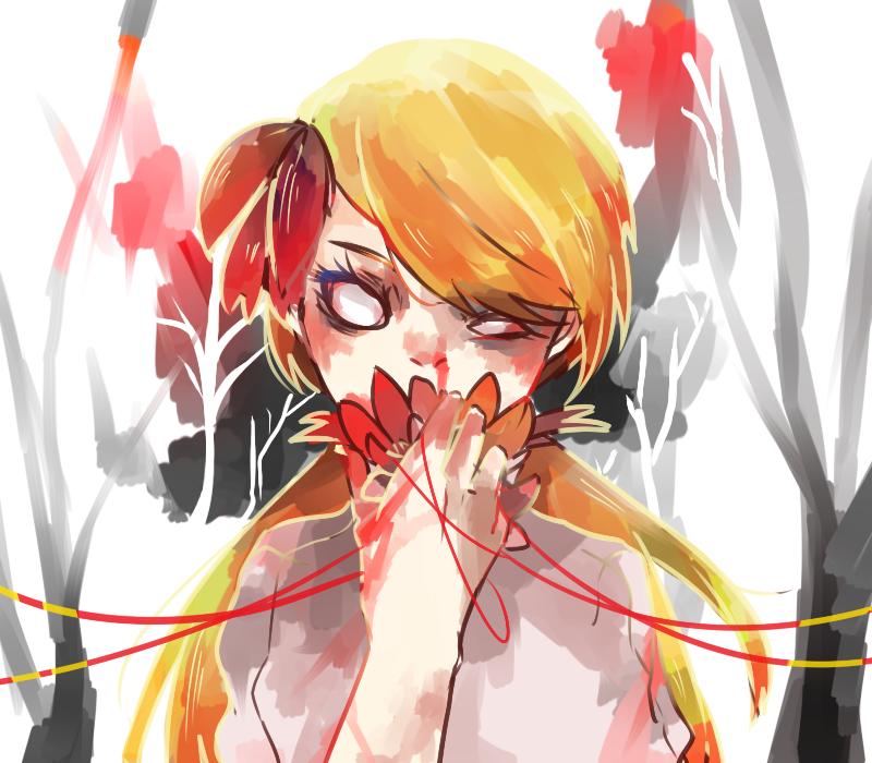 Come back Abigail by OishiiAishii