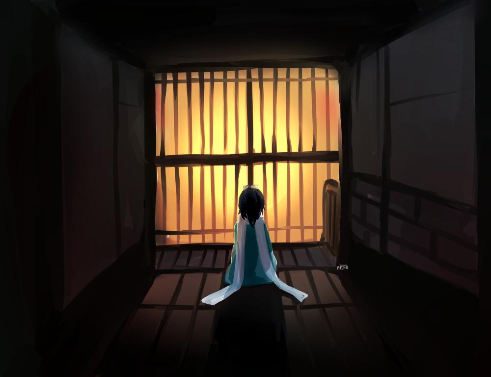 Left Alone by OishiiAishii