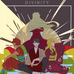Divinity by aishii-trash