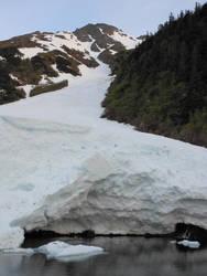 Portage Glacier cast off by Life-Flux