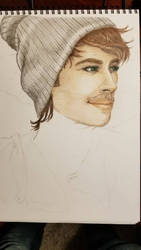 Knit cap WIP by Life-Flux