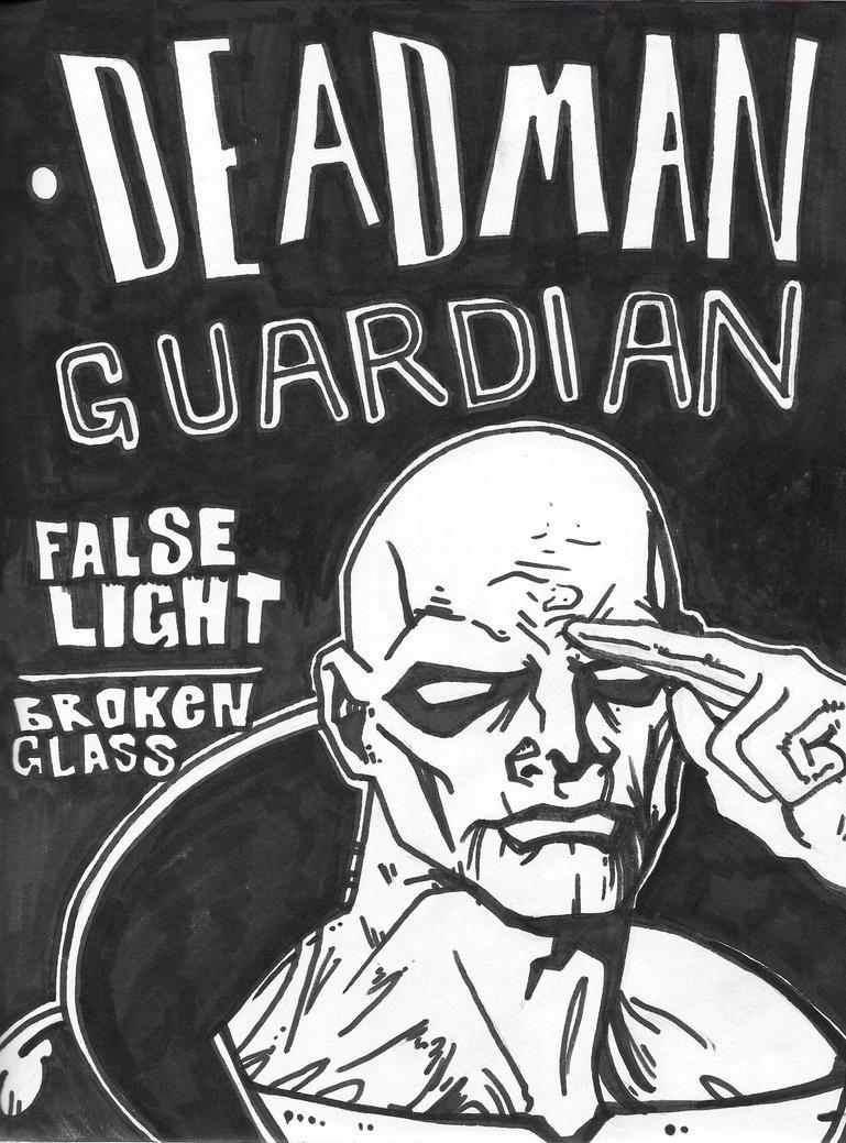 Deadmanguardian by martinshalim