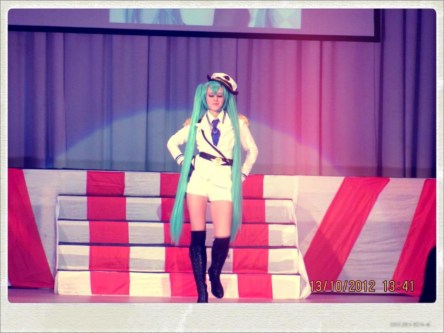 Hatsune Miku (AnY 2012) by XDmoney