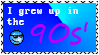 90s' Stamp by YukiTakashi