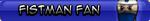 Fistman Fan Button by YukiSenmatsu