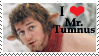 Mr Tumnus Stamp by MrTumnusClub