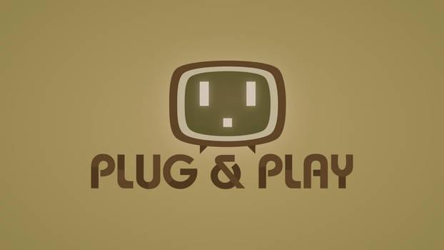 Plug And Play Arcade Logo