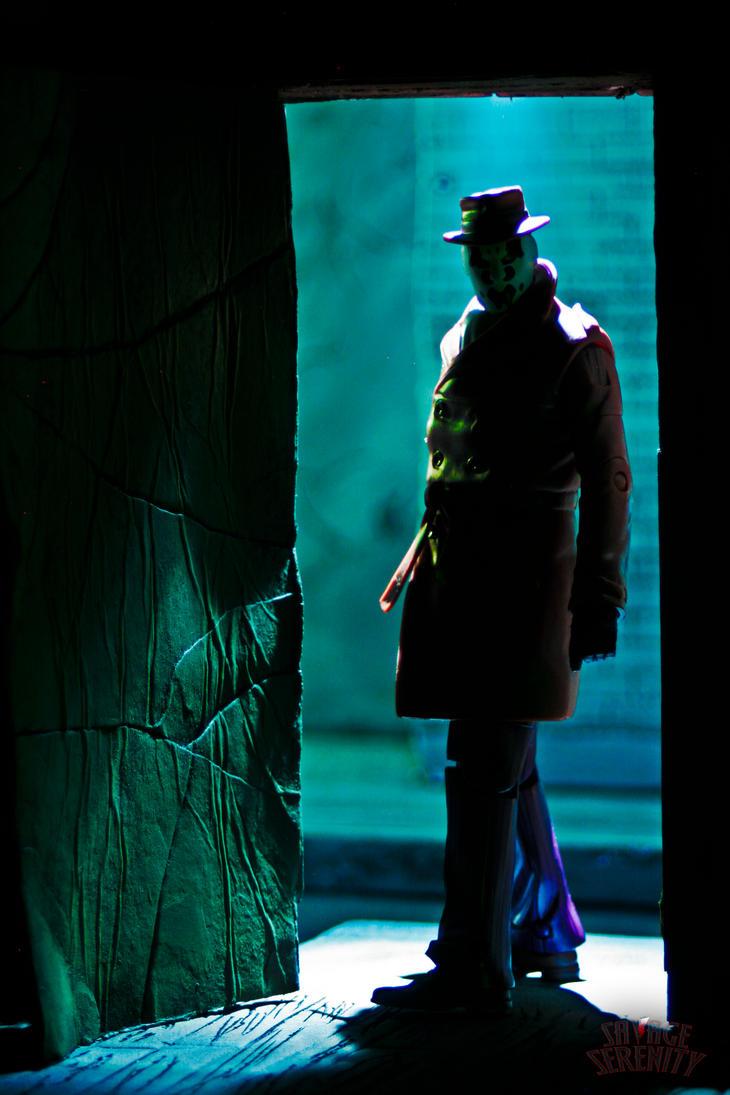 Watchmen by SavageSerenityStudio