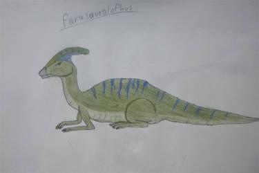 30 day dinosaur challenge: day 3